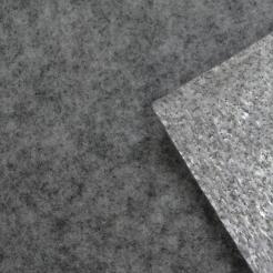 Нетканое полотно с ламинированной, металлизированной плёнкой  светло серое